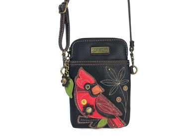 printed flower Women Phone Shoulder Bag Phone Wallet Crossbody Messenger Bag FT