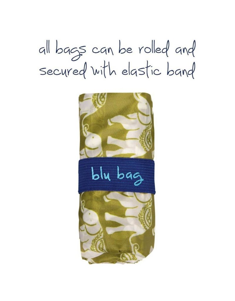 Elephant Olive Blu Bag