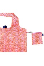 Rock Flower Paper Blu Bag Bella Pink