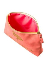 Karma Gold Rush Cosmetic Bag Flamingo
