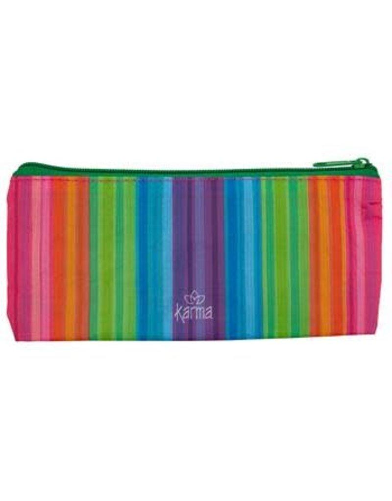 Karma Brush Bag Rainbow