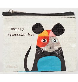 Coin Purse Barely Squeakin By