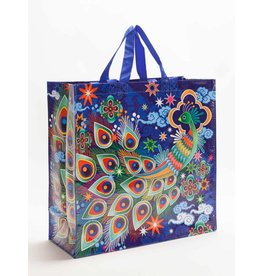 Blue Q Shopper Peacock