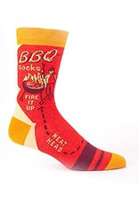 Mens Crew Socks BBQ