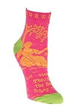 Womens Ankle Socks Thou Art The Bomb