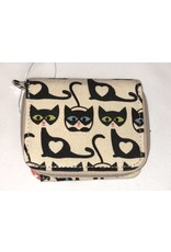 Billfold Wallet Cat