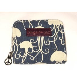 Bungalow 360 Billfold Wallet Jellyfish