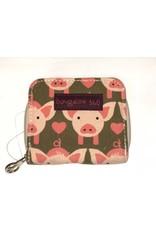 Bungalow 360 Billfold Wallet Pig