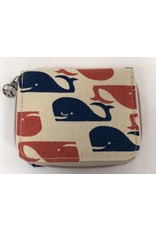 Bungalow 360 Billfold Wallet Whale
