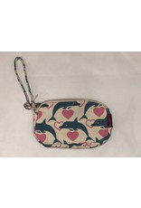 Bungalow 360 Clutch Coin Purse Dolpin