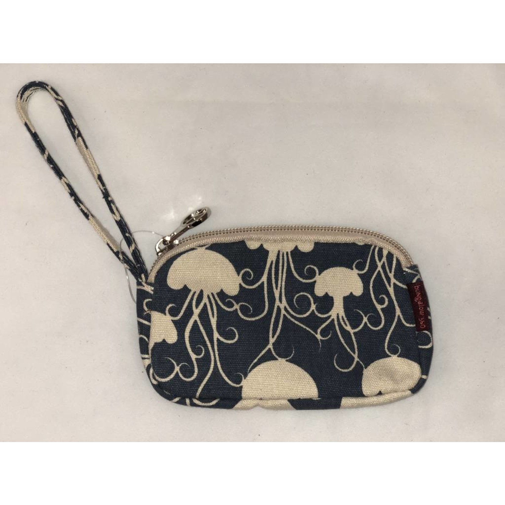 Bungalow 360 Clutch Coin Purse - Jellyfish