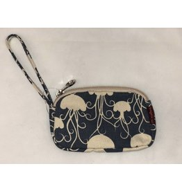 Bungalow 360 Clutch Coin Purse Jellyfish