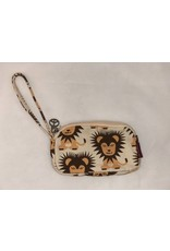 Bungalow 360 Clutch Coin Purse Lion
