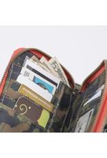 Pistil Zip It Wallet Metropolis