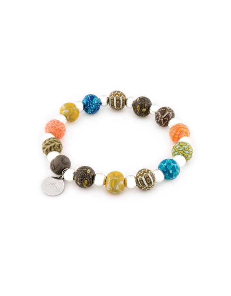 400-040 Barcelona Petite Silverball Bracelet