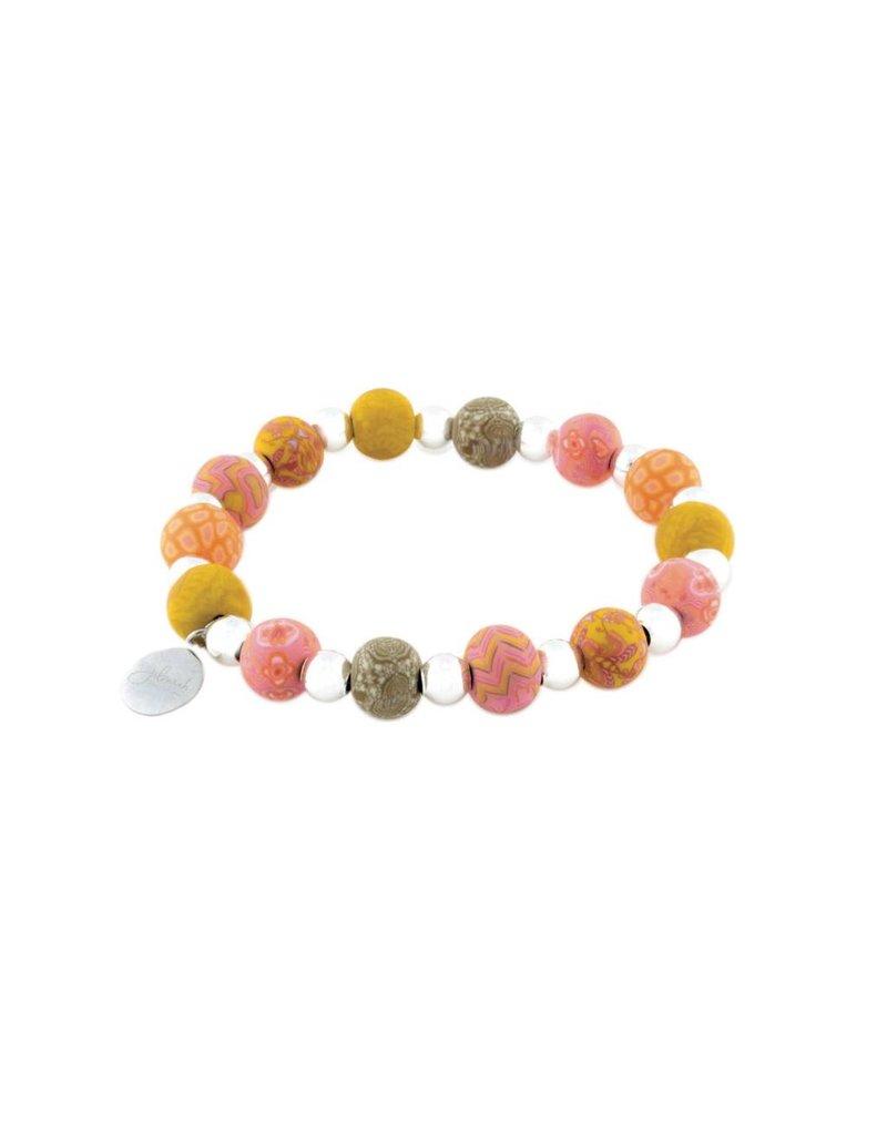 400-044 Phoenix Petite Silverball Bracelet