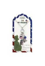 Jilzarah 901-023 My Soldier Necklace People We Love