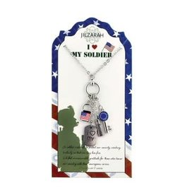 901-023 My Soldier Necklace People We Love