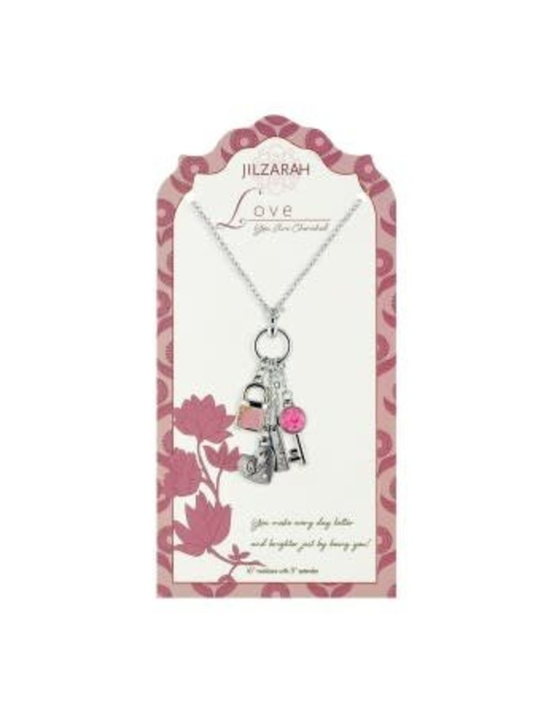 Jilzarah 901-024 Love Necklace People We Love
