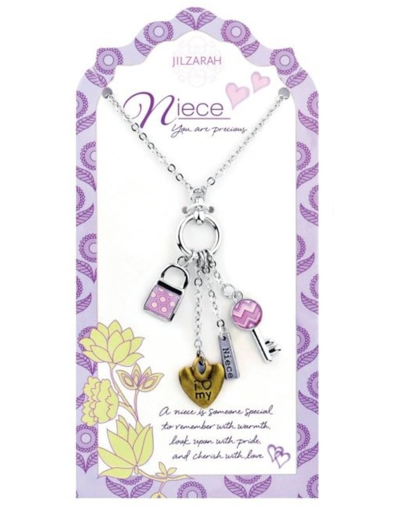 Jilzarah 901-009 Niece Necklace People We Love