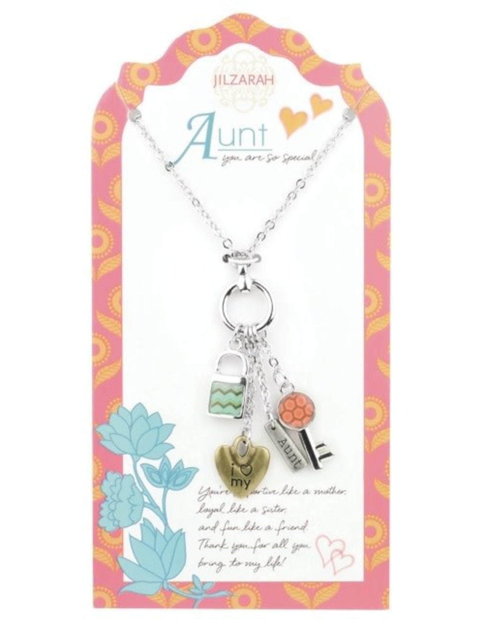 Jilzarah 901-008 Aunt Necklace People We Love