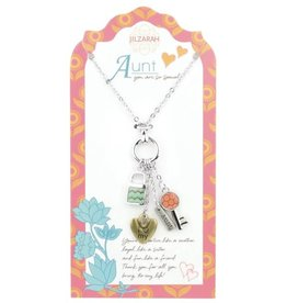 Jilzarah 901-008 Aunt Necklace People We Love