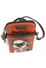 Chala Cell Phone Crossbody Pug
