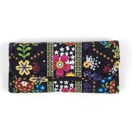 Stephanie Dawn The Convertible Wallet - Bloom Dance
