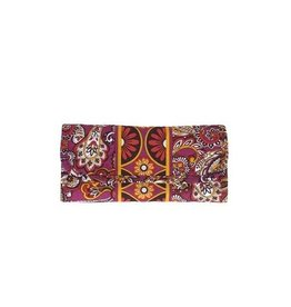 Stephanie Dawn The Convertible Wallet - Sunset Paisley