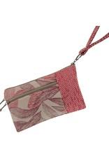 Maruca Beetle Wristlet SS19 Kelp Red
