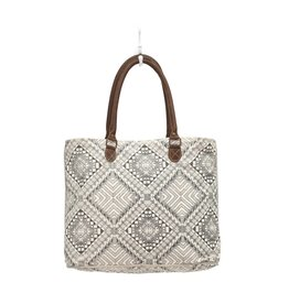 S-0745 Artisan Canvas Tote