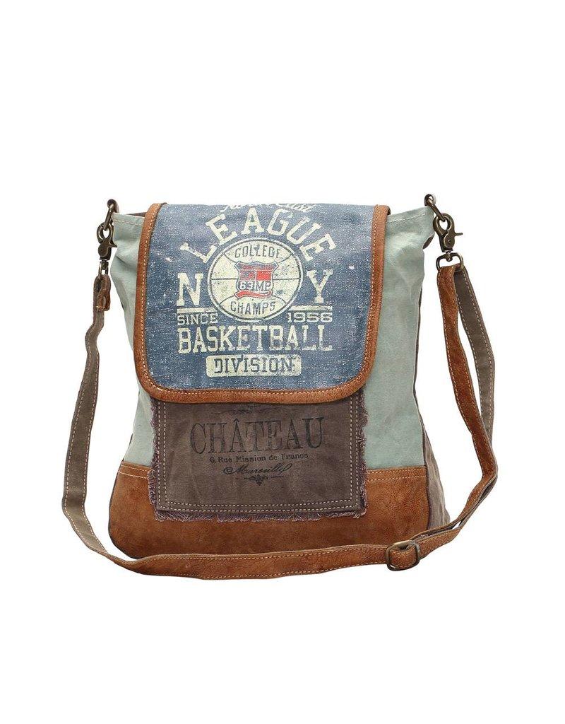 S-0952 Basketball Division Bag
