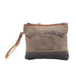 11139e4917 Myra Bags S-1018 Haute Couture Wristlet
