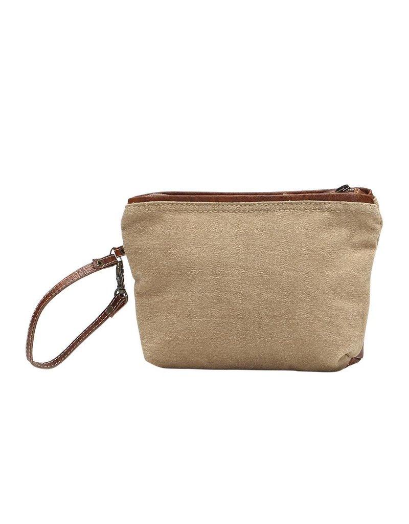 Myra Bags S-1022 Boulangerie Wristlet