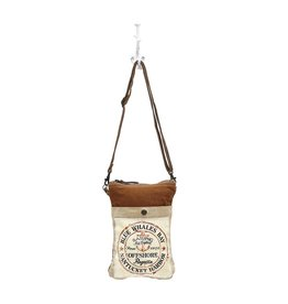 Myra Bags S-1040 Sailing Anchor Crossbody
