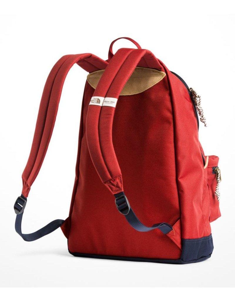 The North Face Berkeley Backpack - Caldera Red/Urban Navy