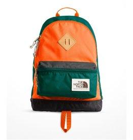 The North Face Mini Berkeley Backpack - Botanical Garden Green/Persian Orange