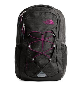 The North Face W Jester Asphault Gray Dark Heather/Dramatic Plum