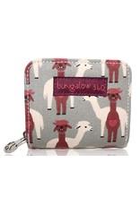 Bungalow 360 Billfold Wallet Alpaca