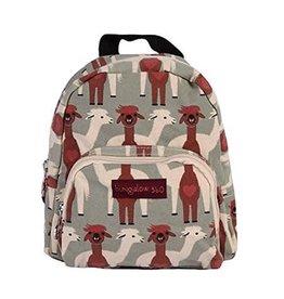 Bungalow 360 Kids Backpack Alpaca