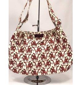 Bungalow 360 Messenger Bag Cow