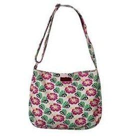 Messenger Bag Hibiscus Flower