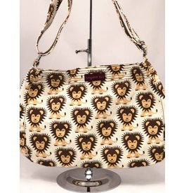 Bungalow 360 Messenger Bag Lion