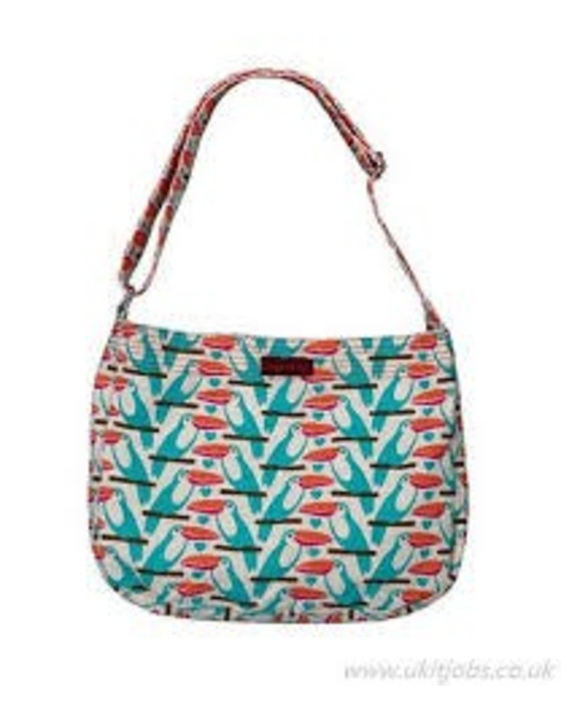 Bungalow 360 Messenger Bag Toucan