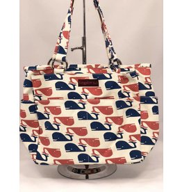Bungalow 360 Pocket Bag Whale