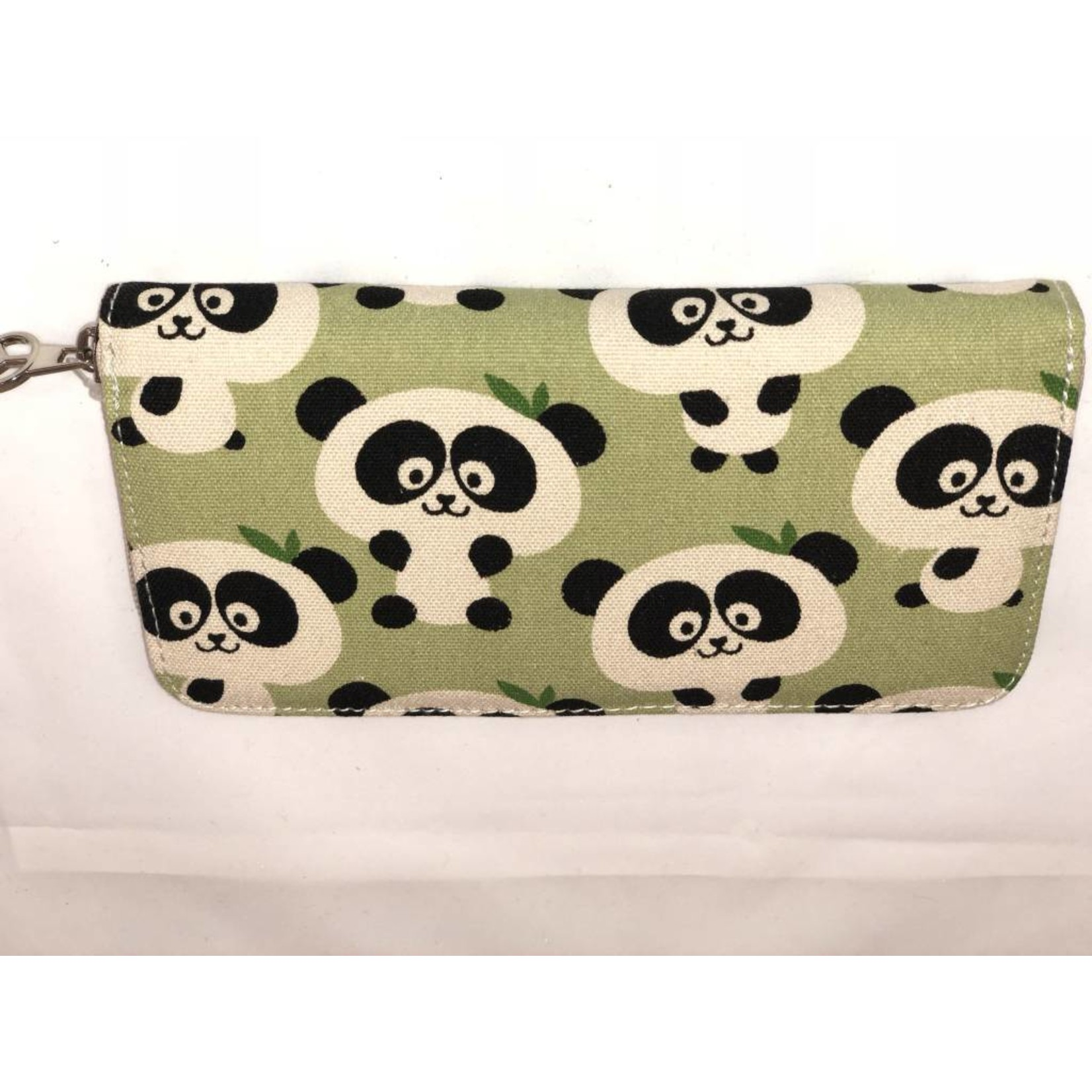 Bungalow 360 Zip Around Wallet - Panda
