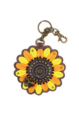 Chala Key Fob Sunflower
