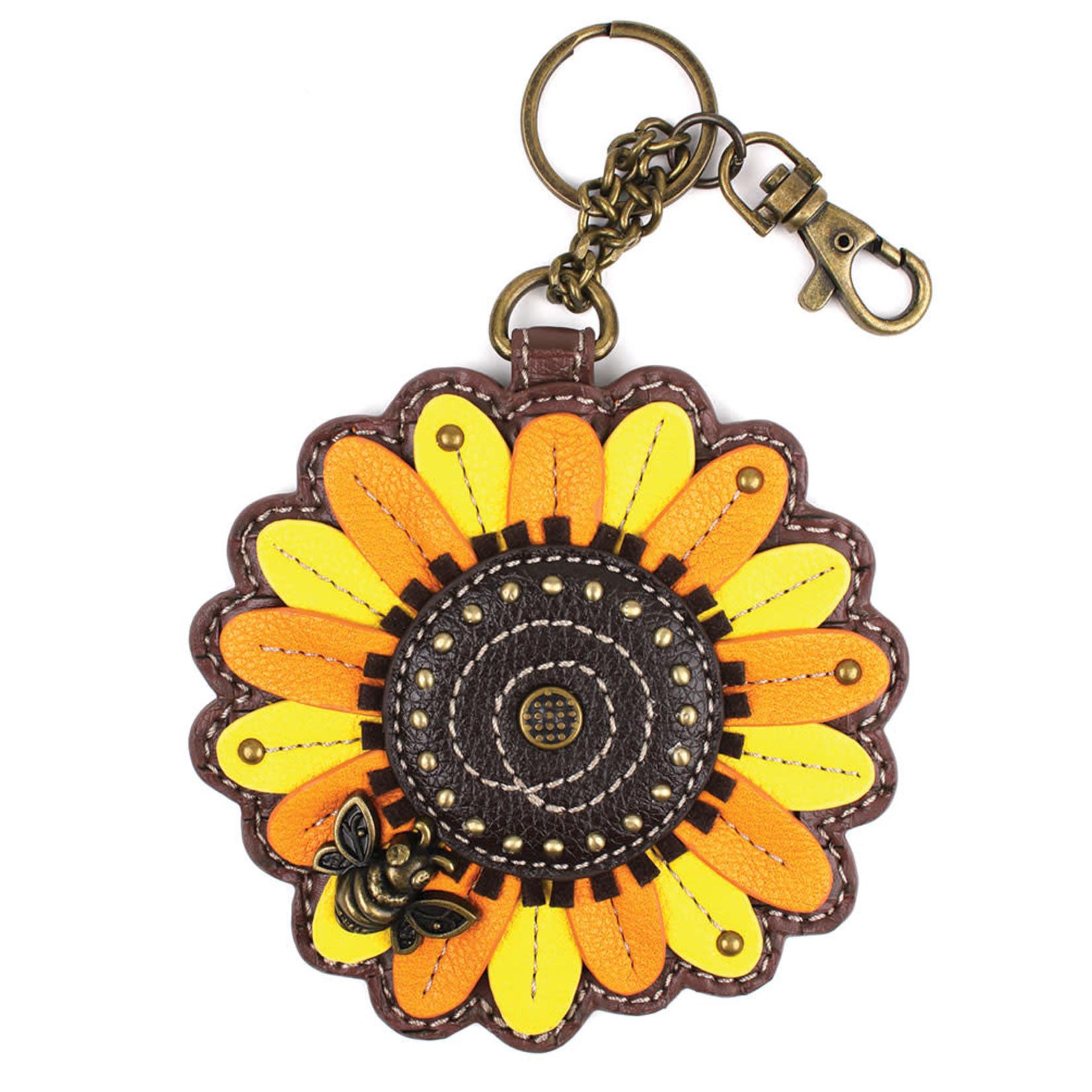 Chala Key Fob Sunflower