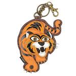 Chala Key Fob Tiger