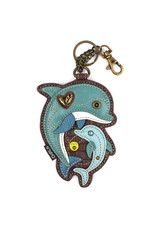 Chala Key Fob Dolphin